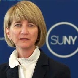 SUNY Chancellor Kristina M. Johnson